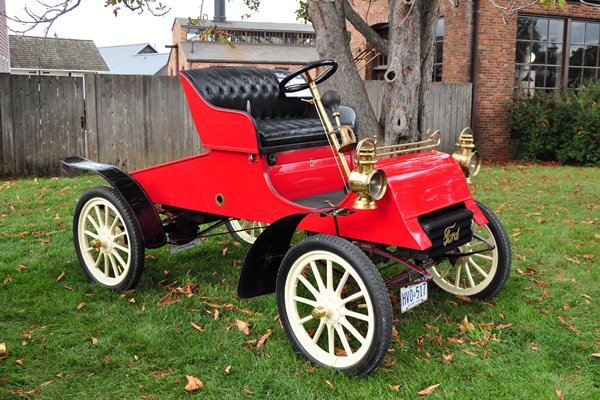 1903 Ford Model A Russ McTavish