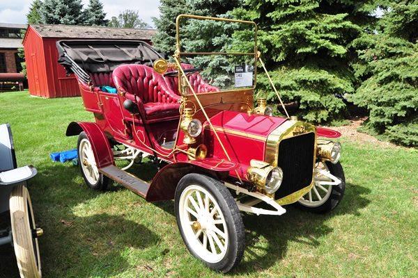 1907 Buick Model K Touring Al Zamba