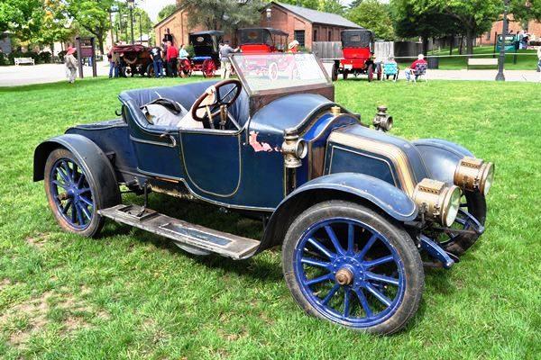 1908 Renault AG Dorothy Grace
