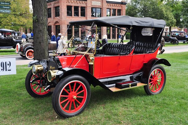 1912 Buick 35 Touring Steve West