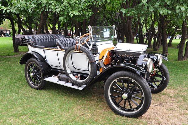1913 Buick 31 Touring Beverly Van Dyken