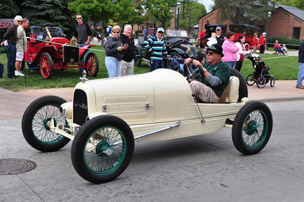 1923 Ford Frontenac Speedster Frederick Deye