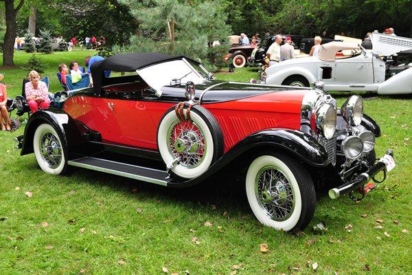 1928 Auburn 8-88 Speedster Richard Harding