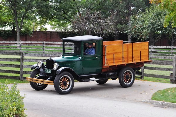 1928 Chevrolet Stake Bed Truck