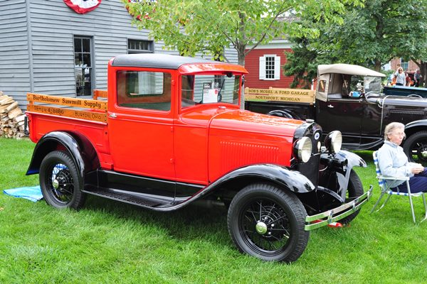 1930 Ford Model A Pickup F. Lee Bartholomew