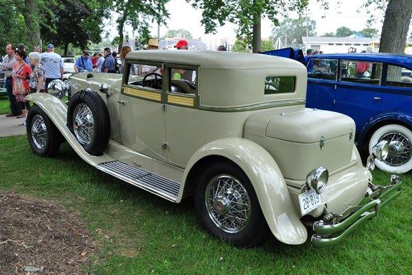 1932 Dueseberg J Judkins Coupe Mark Hyman
