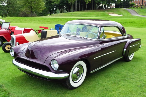 1950 Oldsmobile Custom The Polynesian Gene Blackford