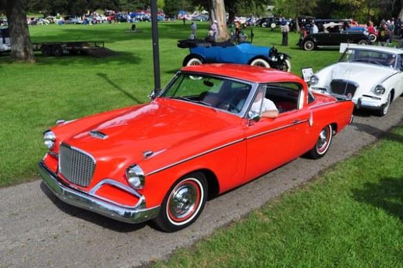 1956 Studebaker Skyhawk Dennis Berry