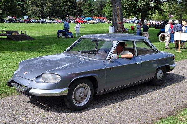 1966 Panhard 24 BT Ken Nelson