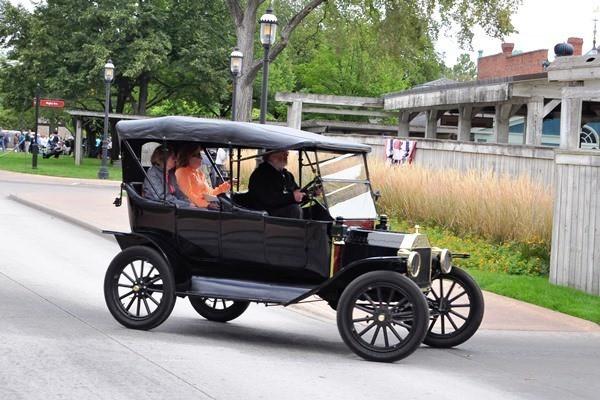 Model T Touring Greenfield Village