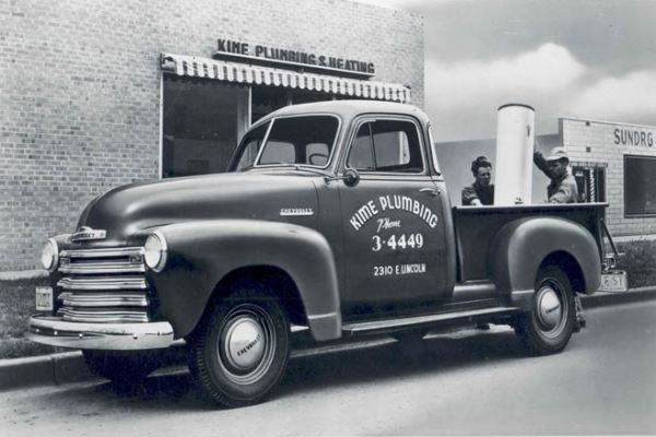 1952 Chevrolet Model 3106 Pickup