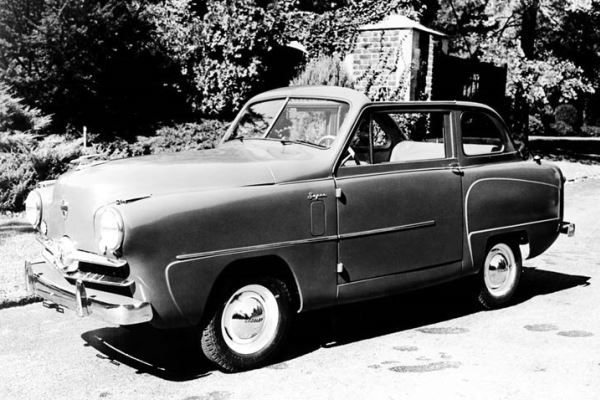 1952 Crosley Super Convertible