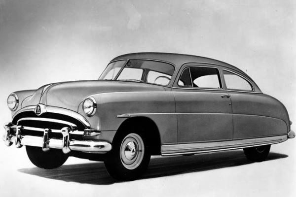 1952 Hudson Pacemaker Club Coupe