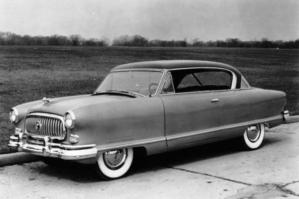 1952 Nash Ambassador Country Club Hardtop