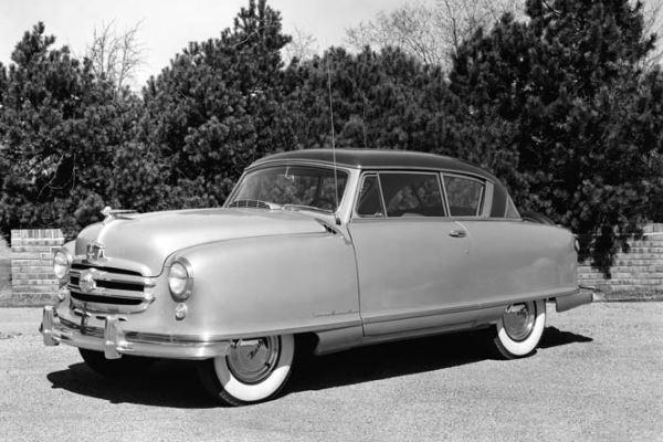 1952 Nash Rambler Country Club