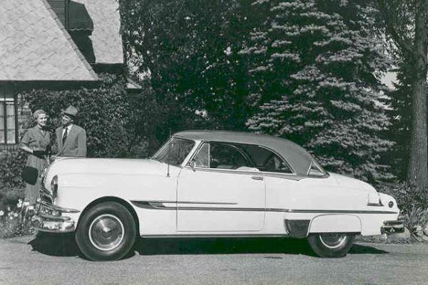 1952 Pontiac Catalina Super Deluxe Hardtop