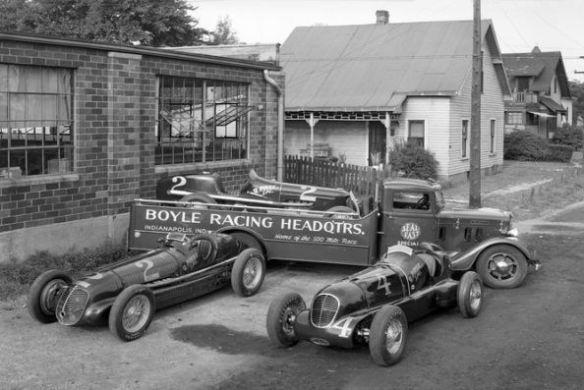 Boyle Racing Gent Street