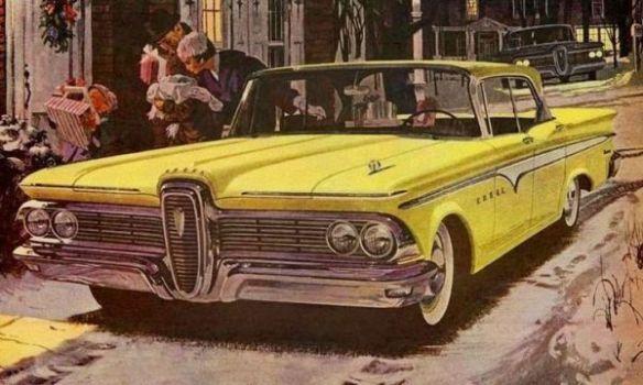 Edsel Christmas