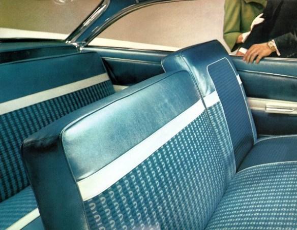 1961 DeSoto Front Seat 600