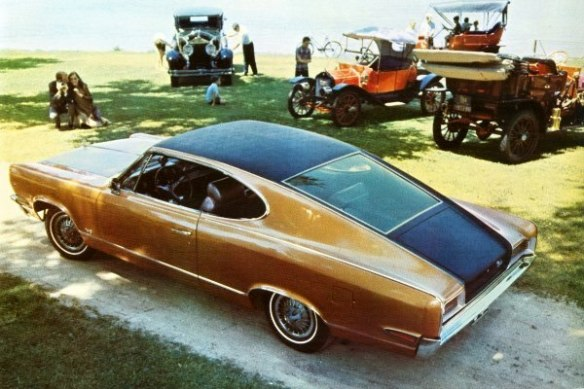 1967 AMC Marlin with antiques 600