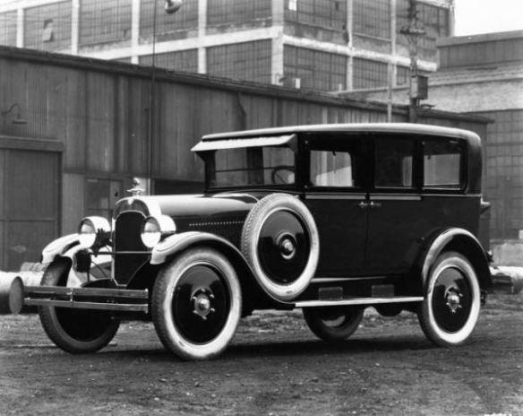 1923 Chalmers Sedan