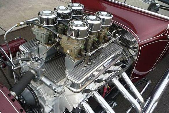 Buick Nailhead V8 street rod