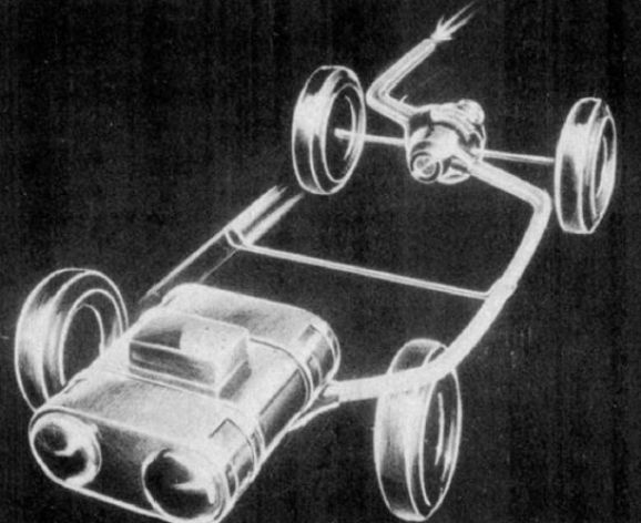 XP-500 chassis