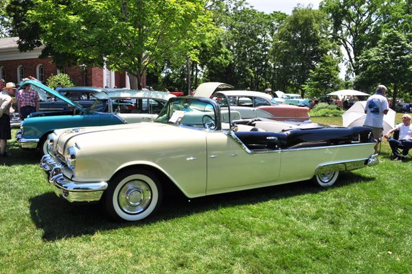 1955 Pontiac Star Chief Convertible Rod Dotten