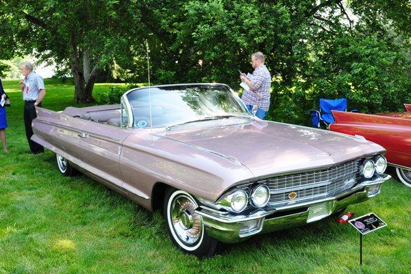 1962 Cadillac Eldorado Biarritz Don & Donna McCullen