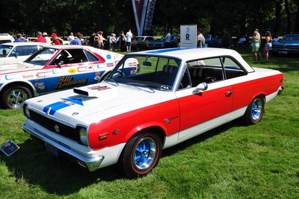 1969 AMC Hurst Sc-Rambler Waldo & Lisa Riesterer