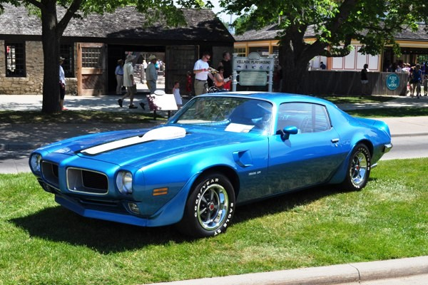 1970 Pontiac Trans Am Howard Matties II