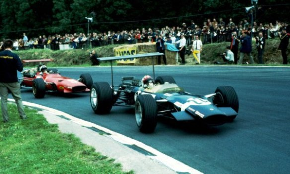 Siffert 1968 British Grand Prix