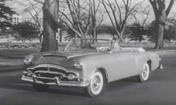1953 Packard Caribbean 2 DC