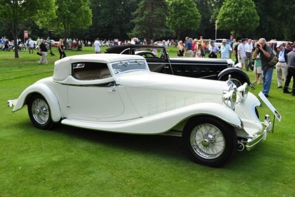 1933 Delage D8S De Villars Roadster Jim Patterson