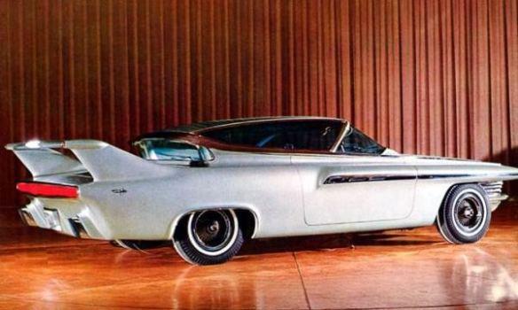 1962 Chrysler Ghia Turboflite Right Rear