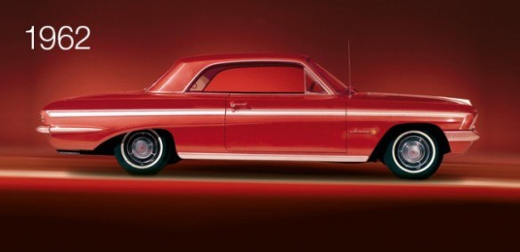 1962 Olds Jetfire right side