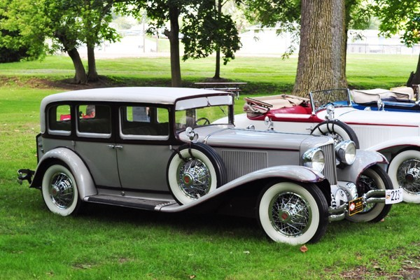 1929 Cord L-29 Sedan William Smith