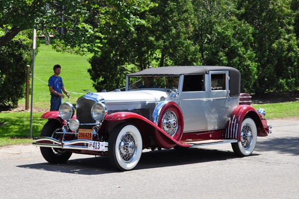1929 Duesenberg J-237 All-Weather Cabriolet Bill Dreist