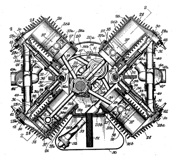 1927-ford-x-8-patent-drawing