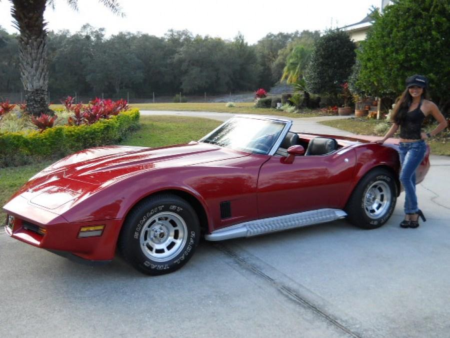 1980 Corvette Convertible