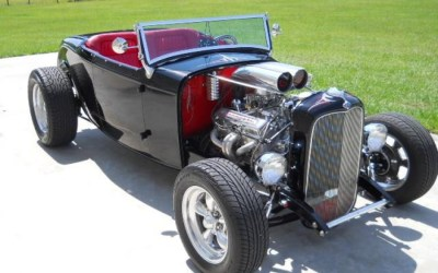 Ford 1932 Roadster Retro Rod