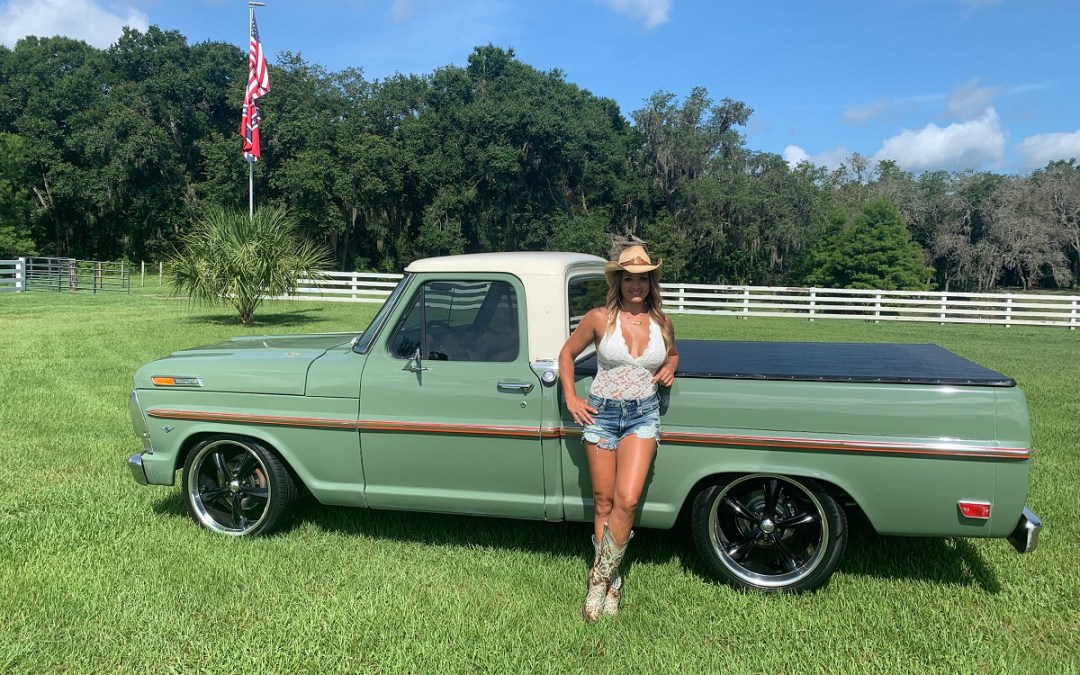 1968 For F100 $26,900.00