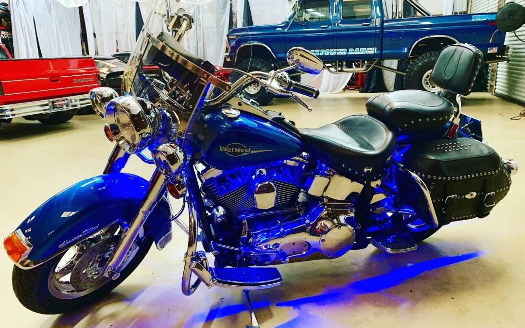 2005 Harley Davidson Softail Heritage Classic $7500.00