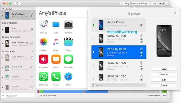 iMazing 2.14.3 Crack With Activation Number 2021 Free Download