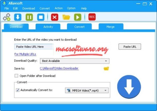 Allavsoft 3.23.2 Crack With License Code 2021 Free Download