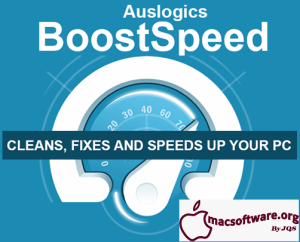 Auslogics BoostSpeed 12.0.0.2 Crack With License Key Free Download