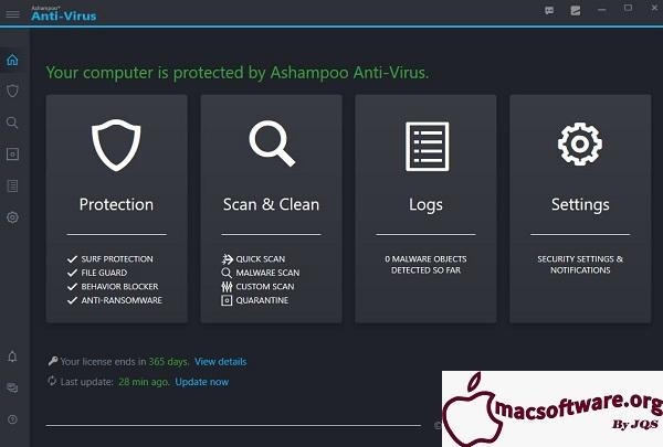 Ashampoo Antivirus 2020.4.2 Crack With License Key Free Download
