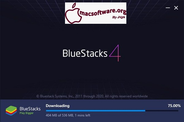 BlueStacks 4.230.20 Crack With License Key Free Download