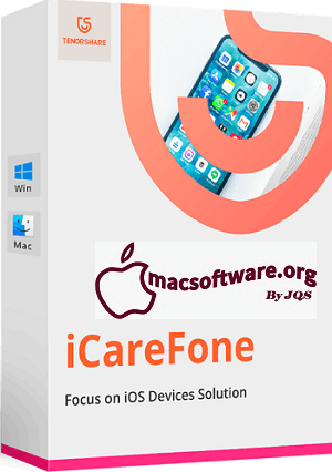 Tenorshare iCareFone 7.5.2 Crack With Registration Code Free Download