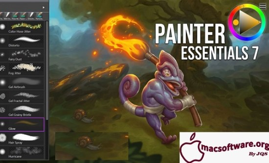 Corel Painter Essentials 7.0.86.86 Crack With Serial Number Download
